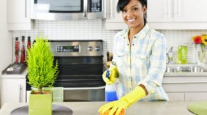 Residential Cleaner. Home Maid